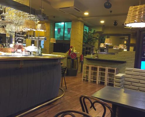 Restaurante Olagarro en Bilbao